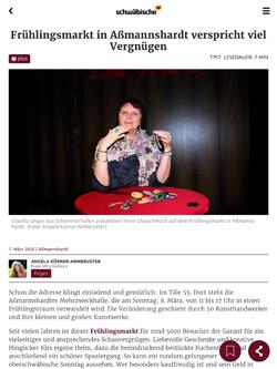 Interview Frau Unger